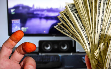 Make Money by Playing Video Games